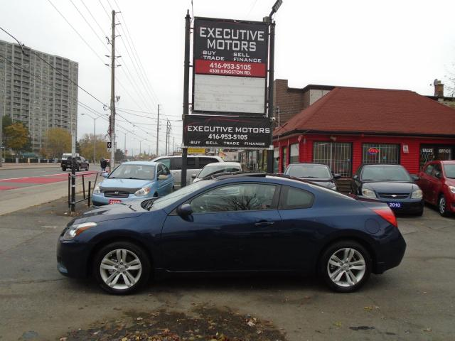 2012 Nissan Altima 2.5S/ MINT / AC/ PUSH START/ LEATHER / REAR CAM /