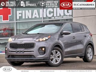 Used 2017 Kia Sportage LX | Backup Cam | Cruise | Bluetooth | Alloy for sale in St Catharines, ON