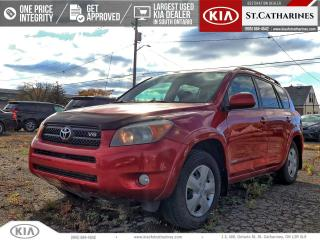 Used 2006 Toyota RAV4 4dr Auto V6 4WD Sport AS TRADED for sale in St Catharines, ON