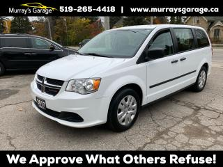 Used 2017 Dodge Grand Caravan CANADA VALUE PACKAGE for sale in Guelph, ON
