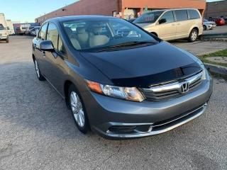 Used 2012 Honda Civic EX for sale in Toronto, ON