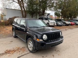 Used 2008 Jeep Patriot SPORT**NO START**AS IS SPECIAL for sale in London, ON