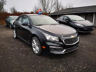 Used 2015 Chevrolet Cruze 2LT for sale in Ottawa, ON