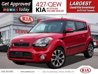 Used 2013 Kia Soul 4u Luxury for sale in Etobicoke, ON