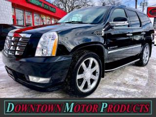 Used 2009 Cadillac Escalade 4WD for sale in London, ON
