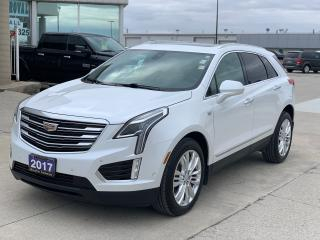 Used 2017 Cadillac XT5 Premium Luxury AWD for sale in Tilbury, ON