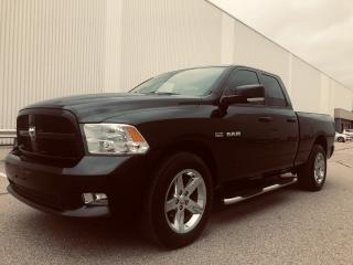 Used 2010 Dodge Ram 1500 Sport Sharp Triple Black for sale in Mississauga, ON