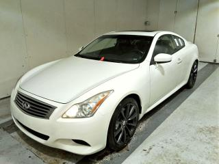 Used 2010 Infiniti G37 Sport for sale in Toronto, ON