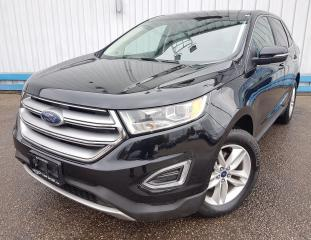Used 2016 Ford Edge SEL *LEATHER-SUNROOF-NAVIGATION* for sale in Kitchener, ON