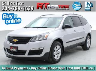 Used 2014 Chevrolet Traverse LS for sale in Winnipeg, MB