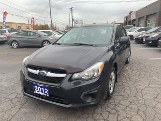 Used 2012 Subaru Impreza 2.0i,AWD for sale in Hamilton, ON