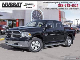 New 2019 RAM 1500 Classic SLT 4x4 Crew Cab 5'7  Box for sale in Winnipeg, MB