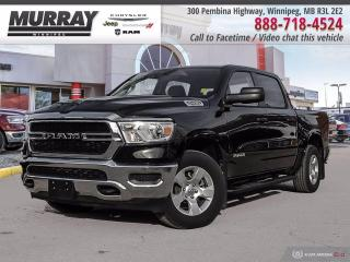 New 2019 RAM 1500 Tradesman 4x4 Crew Cab 5'7  Box for sale in Winnipeg, MB
