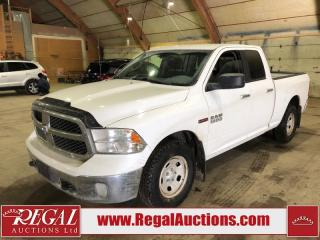 Used 2015 RAM 1500 SLT 4D Quad CAB 4WD 3.0L for sale in Calgary, AB