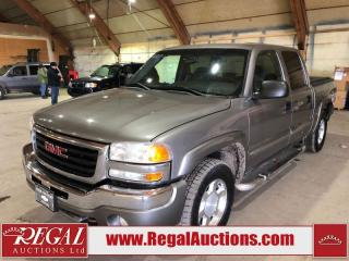 Used 2007 GMC Sierra 1500 Nevada Edition 4D Crew CAB 4WD for sale in Calgary, AB