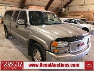 Used 2000 GMC Sierra 1500 SLE 3D EXT CAB 4WD for sale in Calgary, AB