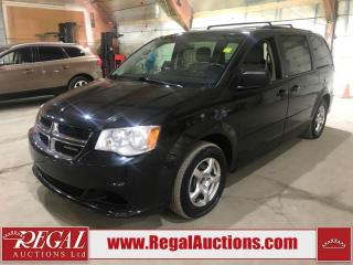 Used 2011 Dodge Grand Caravan SE 4D Wagon for sale in Calgary, AB
