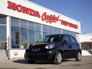 Used 2019 Nissan Micra SV | BLUETOOTH | BACKUP CAMERA for sale in Winnipeg, MB