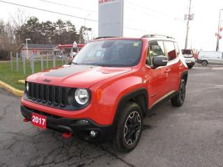 Used 2017 Jeep Renegade Trailhawk for sale in Gloucester, ON