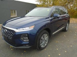 Used 2019 Hyundai Santa Fe Luxury for sale in Ottawa, ON