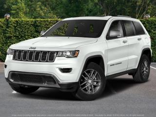 New 2021 Jeep Grand Cherokee for sale in Winnipeg, MB