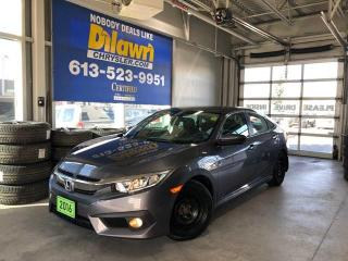 Used 2016 Honda Civic EX-T | Safety Group for sale in Nepean, ON
