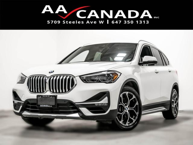 2020 BMW X1 xDrive28i|ACCIDENT FREE|PANO ROOF|LEATHER|REAR CAM