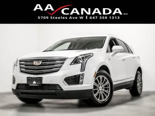Used 2019 Cadillac XT5 Luxury AWD|APPLE CAR PLAY|ACCIDENT FREE|2019 XT5 for sale in North York, ON