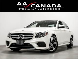 Used 2019 Mercedes-Benz E-Class E 300 for sale in North York, ON