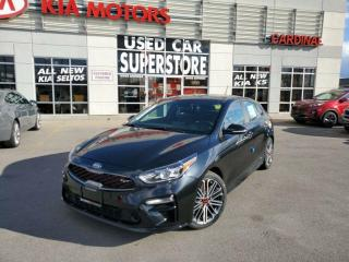 New 2021 Kia Forte5 GT Manual - Turbo, Tuned Suspension, Larger Brakes for sale in Niagara Falls, ON