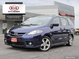 Used 2007 Mazda MAZDA5 GT - AS TRADED for sale in Kitchener, ON
