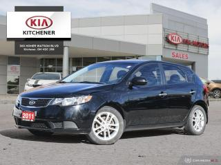 Used 2011 Kia Forte5 2.0 EX AT - AS TRADED for sale in Kitchener, ON