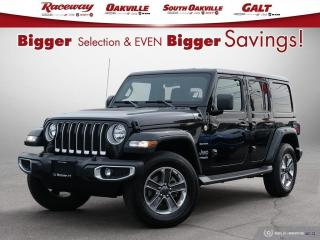 Used 2020 Jeep Wrangler 4WD for sale in Etobicoke, ON