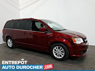 Used 2019 Dodge Grand Caravan SXT Premium Plus NAV - A/C - 7 Passagers for sale in Laval, QC