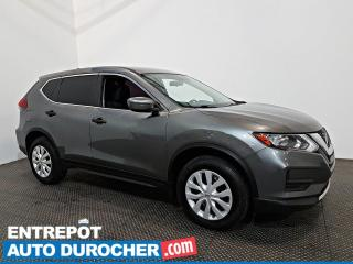 Used 2018 Nissan Rogue S AWD Automatique - A/C - Caméra de Recul for sale in Laval, QC
