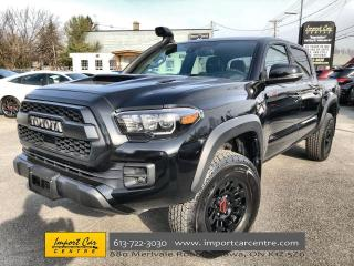 Used 2019 Toyota Tacoma TRD Off Road TRD PRO!! LIKE NEW!!! for sale in Ottawa, ON