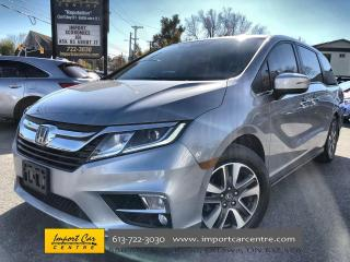 Used 2018 Honda Odyssey EX-L LEATHER  ROOF  NAVI  BLIS  HTD SEATS  BACKUP for sale in Ottawa, ON