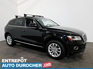 Used 2016 Audi Q5 2,0T Progressiv AWD TOIT OUVRANT - A/C - CUIR for sale in Laval, QC