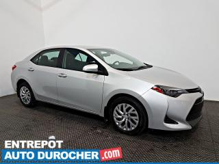 Used 2019 Toyota Corolla LE Automatique - A/C - Caméra de Recul for sale in Laval, QC