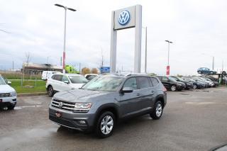 Used 2018 Volkswagen Atlas 3.6 FSI Comfortline 4MOTION for sale in Whitby, ON