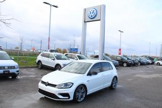 Used 2018 Volkswagen Golf R 2.0L DSG for sale in Whitby, ON