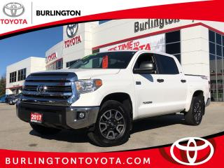 Used 2017 Toyota Tundra SR5 TRD OFF ROAD for sale in Burlington, ON