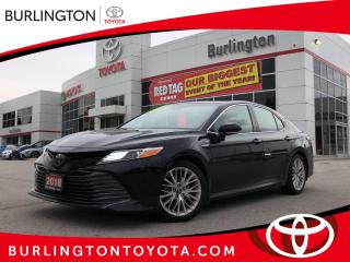 Used 2018 Toyota Camry HYBRID XLE HYBRID for sale in Burlington, ON