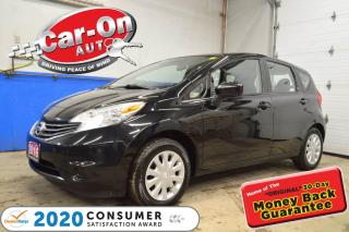 Used 2016 Nissan Versa Note SV AIR COND for sale in Ottawa, ON