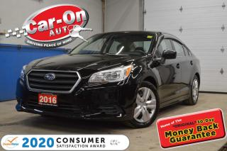 Used 2016 Subaru Legacy 2.5i EXCEPTIONALLY CLEAN for sale in Ottawa, ON
