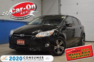 Used 2012 Ford Focus SE HATCHBACK | HEATED SEATS for sale in Ottawa, ON