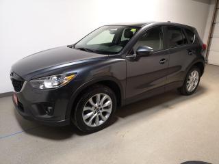 Used 2015 Mazda CX-5 GT|Warranty|Rmt Start|Loaded|Navi|Htd Lthr for sale in Brandon, MB