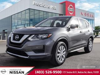 Used 2018 Nissan Rogue S for sale in Medicine Hat, AB