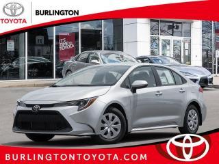New 2021 Toyota Corolla L CVT for sale in Burlington, ON