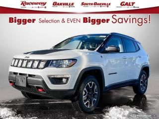 New 2021 Jeep Compass Trailhawk for sale in Etobicoke, ON